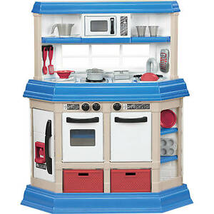 Image Is Loading Kids Pretend Play Kitchen Playset Plastic Cooking Food