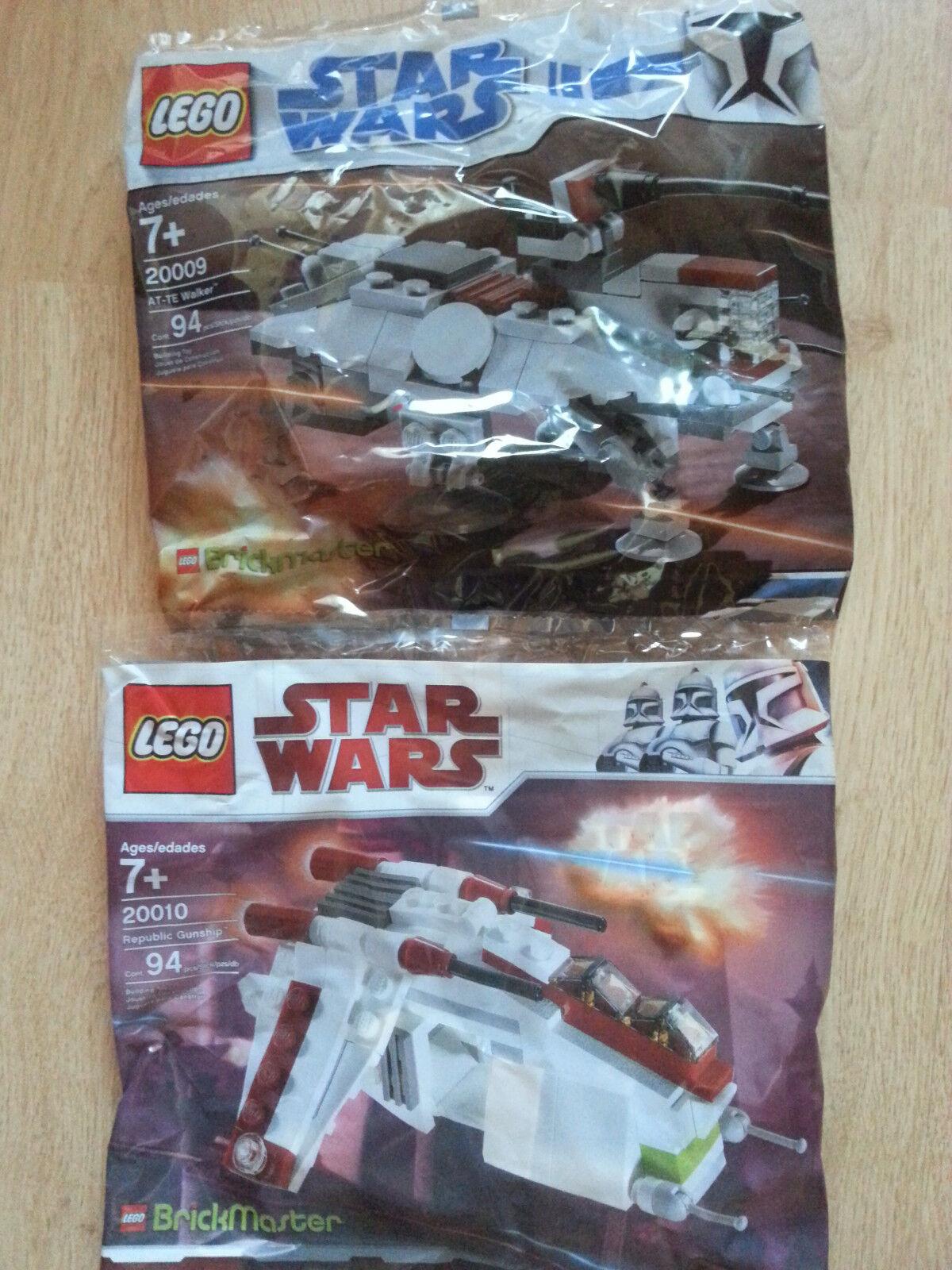 LEGO Star Wars 20010 und 20009