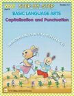 Step-By-Step Basic Language Arts: Capitalization and Punctuation Grades 1-2 by Linworth Publishing (Paperback, 2003)