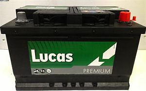 Jaguar Xj6//8//12 4.0 Sovereign 94 LUCAS PREMIUM  12v Car Battery 075