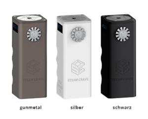 Steam Crave TITAN PWM V1.5 Akkuträger, Box Mod, E-Zigaretten