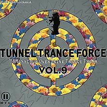 Tunnel-Trance-Force-Vol-9-von-Various-CD-Zustand-gut