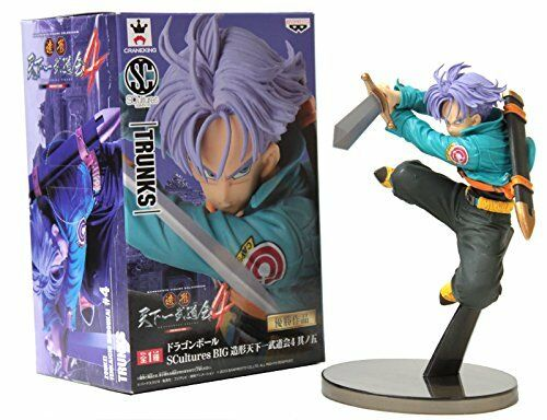 Trunks Seven Dragon Ball Z Budokai 4 Anime Hand-made Model Decoration Decoration