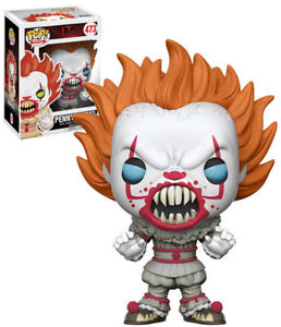 Exclusive Funko Pop It Pennywise With Teeth Exclusive