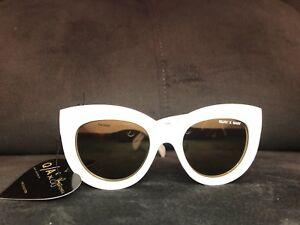 4a6683b9215de Quay x Shay Jinx 9.1 White Quay Australia Sunglasses With Soft Case ...