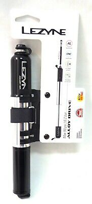 Lezyne Alloy Drive HV High Volume Frame Pump