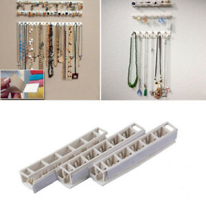 9x-Multi-function-Jewelry-Wall-Display-Hanger-Necklace-Earring-Holder-Rack-Hook