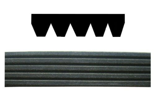 OEM Auxiliary Serpentine Ribbed Belt Part Replace For BMW X5 2001-2007 3.0 D