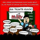 Six Traits Rock by Mr. Billy (CD, Nov-2011, CD Baby (distributor))