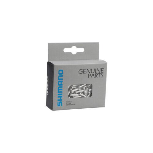 Box of 100 Shimano Derailleur Cable Tips