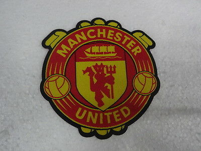 2016/2017 MANCHESTER UNITED FC LOGO JERSEY HAT PATCH José Mourino De Gea Rooney