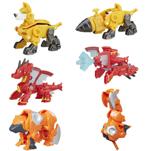 Playskool Heroes Transformers Rescue Bots Servo Brand New