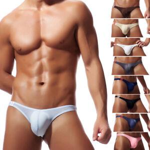 0cd495d09432 Tanga Hombre Ropa Interior Transparente Encaje para Hombre,Sexy ...