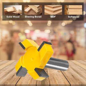 T Slot Router Bit Holz Fräser Oberfräser Schaft Für Holzbearbeitung Werkzeug DIY
