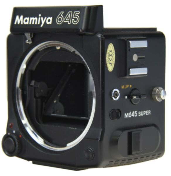 Adaptable Mamiya 645 Super Artisanat Exquis;