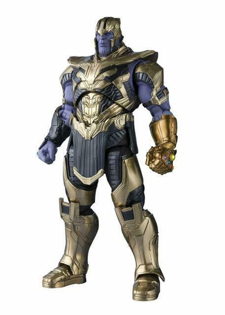 S.H.Figuarts Thanos from Avengers Endgame Marvel Bandai Japan