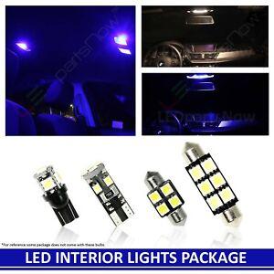 Blue interior led lights package for chrysler 200 2015 - 2016 chrysler 200 interior lights ...