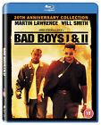 Bad Boys I & II Blu-ray - DVD 54vg The Cheap Fast Post