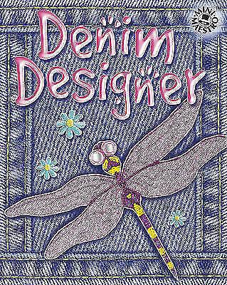 (Good)-Mini Maestro Denim Designer (Hardcover)--1904748996