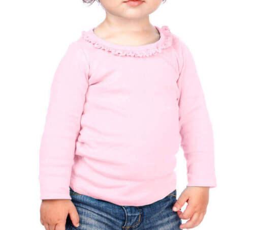 Kavio Infants Sunflower Long Sleeve Top
