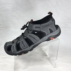 Eddie Bauer Troy Mens Trail Sports Sandals Shoes Gray