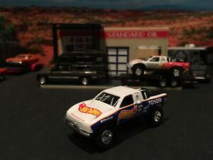 1:64 Hot Wheels LE Baja Toyota SUV Truck Model #11 /& #1 Rare Collection