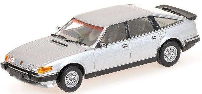 MNC400138500 - Voiture berline sportive ROVER Vitesse 3.5 V8 de 1986 couleur gri