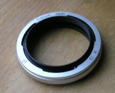 genuine Canon FL FD  manual 10mm extension tube non auto M10