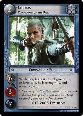 LoTR TCG Promo Legolas Elven Stalwart 0P24