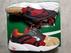 7a0683ddf60a Puma Disc Blaze Desert Dusk Camo Atmos Titolo Men 8.5 Navy Red Shoe ...