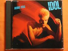 BILL IDOL  – REBEL YELL / 1st JAPANESE CD release / 1985 / CP32-5028