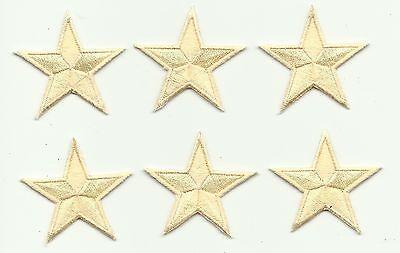 ECUSSON PATCH THERMOCOLLANT PETITE ETOILE ROSE DIMENSIONS 4,5 X 4,5 CM