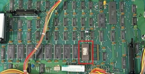 Yamaha DX-5 Version 6 Firmware OS Update Upgrade Eprom für DX5