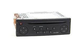 autoradio tuner list grau renault laguna clio megane scenic code cd 22dc279 62 ebay. Black Bedroom Furniture Sets. Home Design Ideas