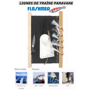 LINE TRAIN BOAT PARAVANE   PARAVANE BOAT TRAIL LINE