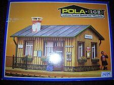 POLA / LGB #902 Station Kit new boxed G Scale lot # 9777