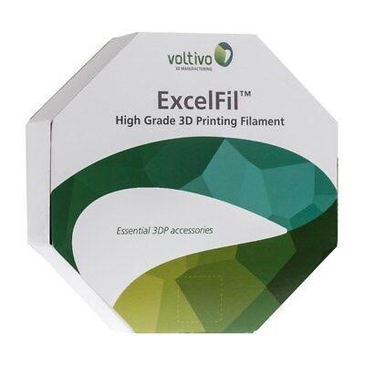 Pla Arctic Silber At All Costs 1,75mm Initiative Voltivo Excelfil 3d Druck Filament