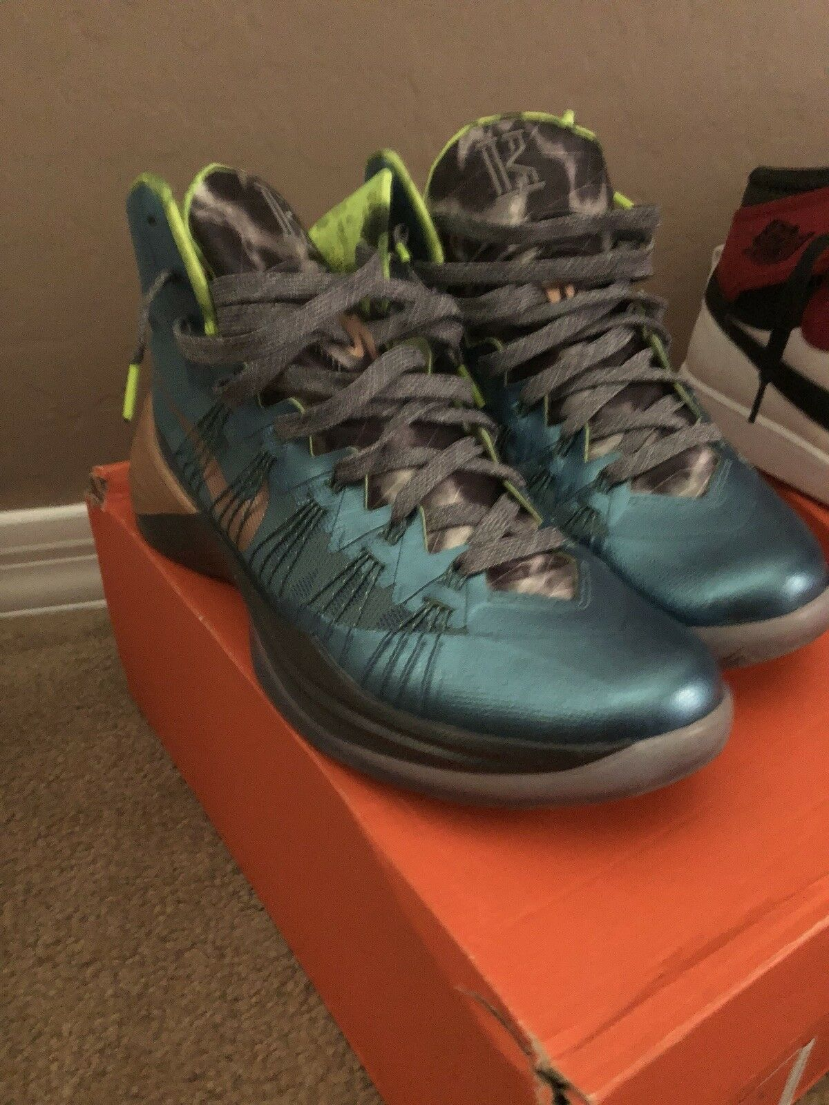 nike Hyperdunk Kyrie Irving HOH Exclusive Comfortable