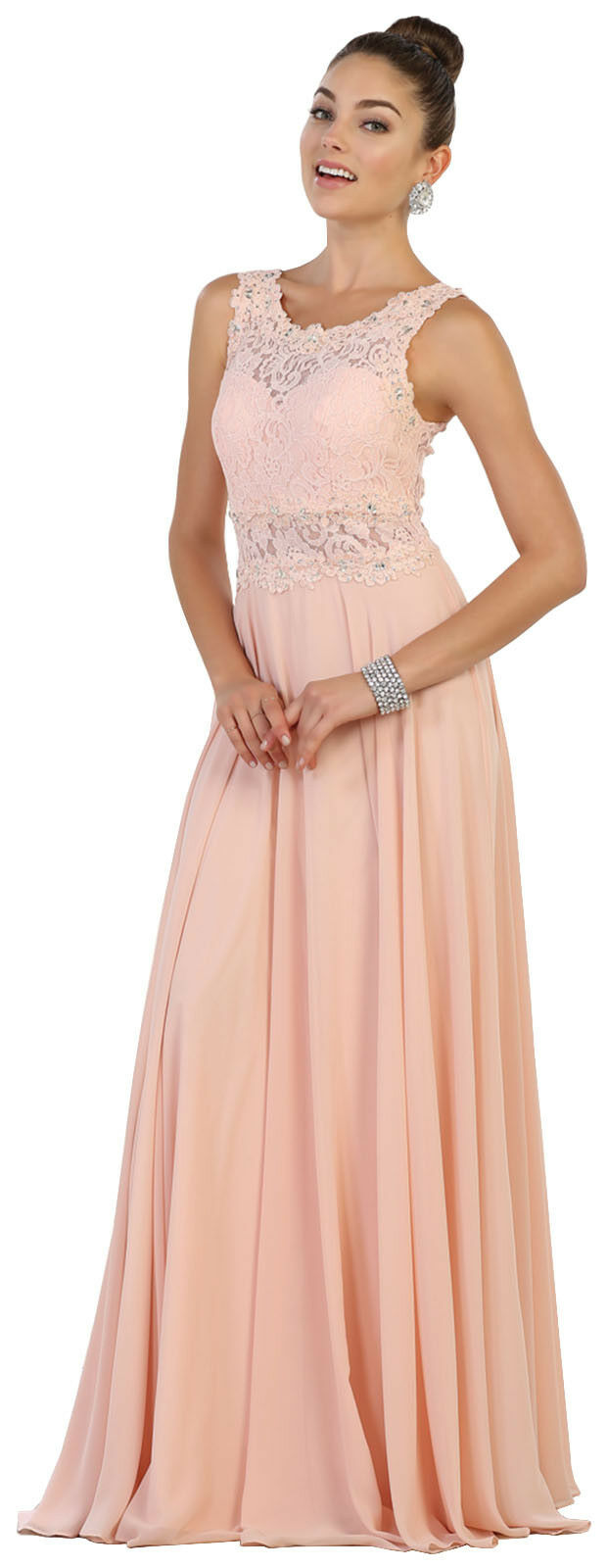 RED CARPET SPECIAL OCCASION DRESS FORMAL PAGEANT PROM EVENING GOWN BRIDESMAIDS