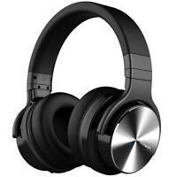COWIN COWIN E7PRO Over-Ear 3.5mm Wireless Bluetooth Professional Headphones (Black)