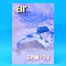 Armeerundschau 9-1985 NVA Volksarmee DDR S SPW-70 AN-124 Aniko Volksmarine ABC
