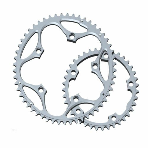 40 T Bicycle Stronglight 5 Arm 130mm Alloy Silver Chainring RD130