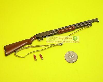 1:6 Scale Action Figure DRAGON MODEL USMC M12 SHOTGUN 1897 TRENCH GUN 70764