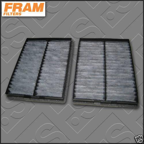 FRAM CABIN//POLLEN FILTERS BMW 5 SERIES E39 MODELS /& M5