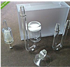 Aquarium-nano-Glass-CO2-Diffuser-Suction-cup-Check-Valve-pipe-bending-set
