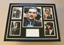Robert De Niro Signed Photo Large Framed The Godfather Part II Autograph Display