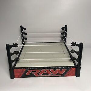 Wwe Raw Superstar Anneau de lutte brisable Mattel 2015 - Rare