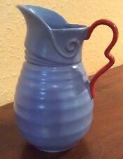 """Rarität! Keramikkanne """"BIHL Germany"""" Kännchen Krug Vase, Art Deco, Sammlerstück!"""