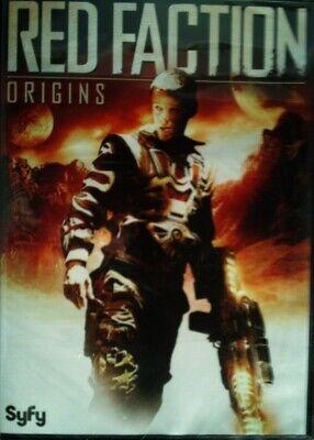 Red Faction Origins 2011 Robert Patrick Brian J Smith Kate Vernon Sealed Dvd 25192102783 Ebay