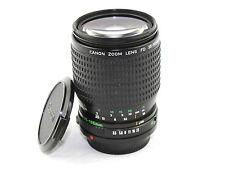 CANON FDn 3.5-4.5 F=35-105mm Macro Zoom Lens for CANON A-1 AE-1 AE-1P AV-1.